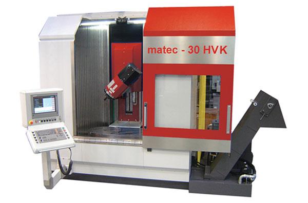 matec 30 HVK, CNC-Fräse, Fräsmaschine, Frästeile, Metallbau, Decolletage, SPIWA Mechanik AG